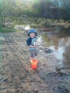 free play, outdoor activities for kids