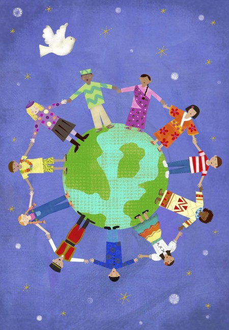 Universal Children S Day Vivian Kirkfield Writer For Children