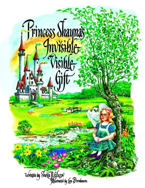 www.viviankirkfield.wordpress.com,Princess Shayna,sheila glazov