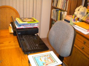 goals,writer's desk competition,vivian kirkfield