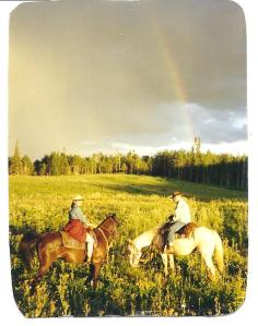 Family Outdoor Activities Horseback Riding in Colorado