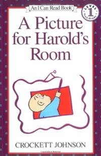 a-picture-for-harolds-room-crockett-johnson-paperback-cover-art