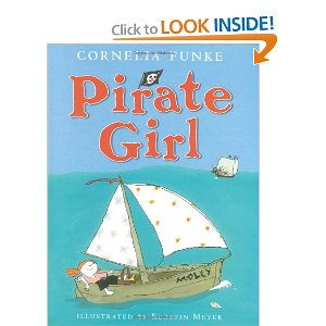 Picture book review: Pirate Girl