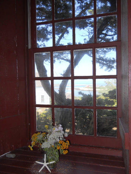 Sunday Post: Window...Play it Safe This Summer