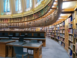 Sunday Post: Attraction - Why Libraries?