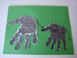 How to Make an Elephant Craft