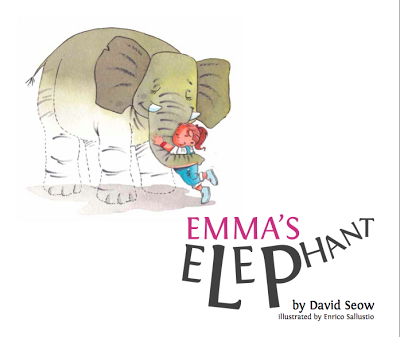 Emma's Elephant: Picture Book Review and Activity
