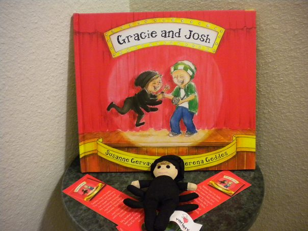Book Review and Activity: Gracie and Josh