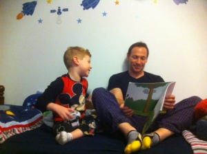 Jeremy and Uncle Peter -bedtime story