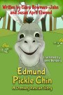 #PPBF – Edmund Pickle Chin – A Rescue Donkey Story Blog Tour and Giveaway