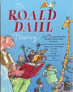 ROALD DAHL COVER