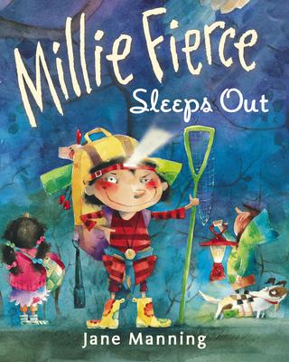 Millie Fierce Sleeps Out1