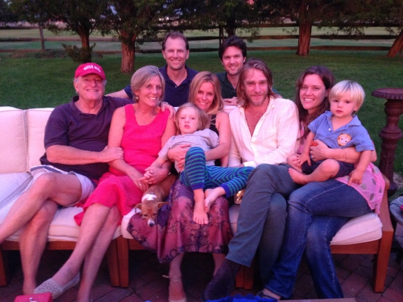 Family portrait Sept 14