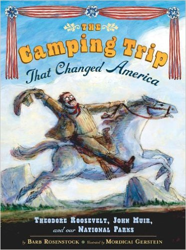 the camping trip that saved america