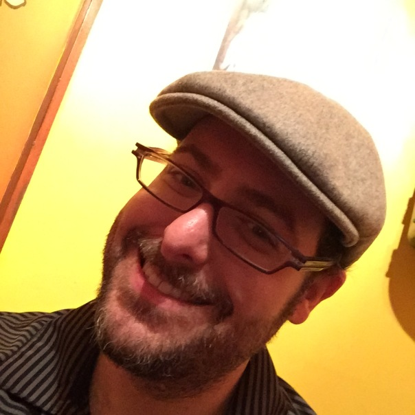 Josh Funk Selfie
