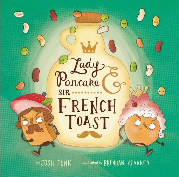 Lady Pancake Cover
