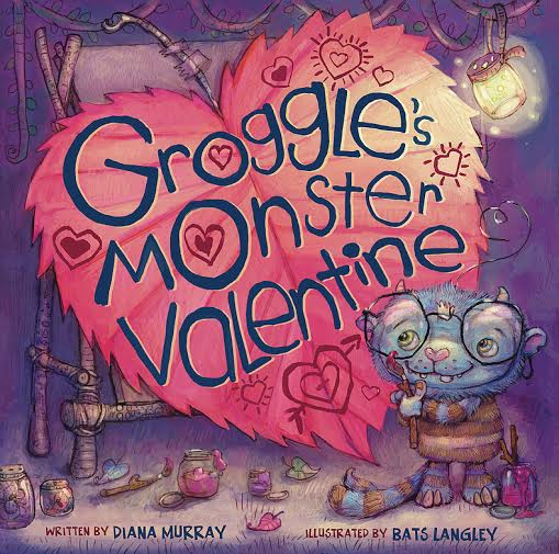 monster valentine cover