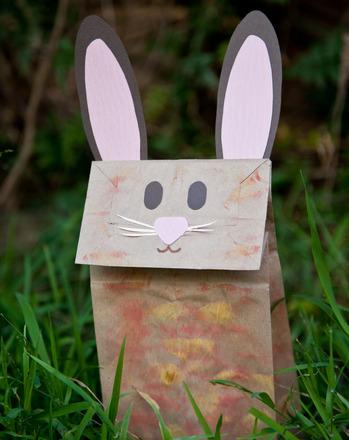 bunny-paper-bag-puppet-slide