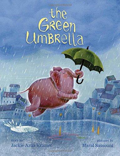 green umbrella cover