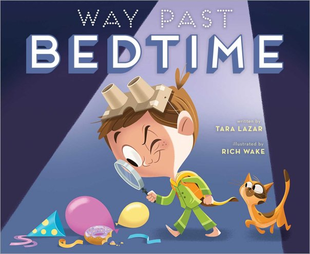 way past bedtime cover