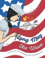 Picture Book Review and Activity: LONG MAY SHE WAVE plus Giveaway