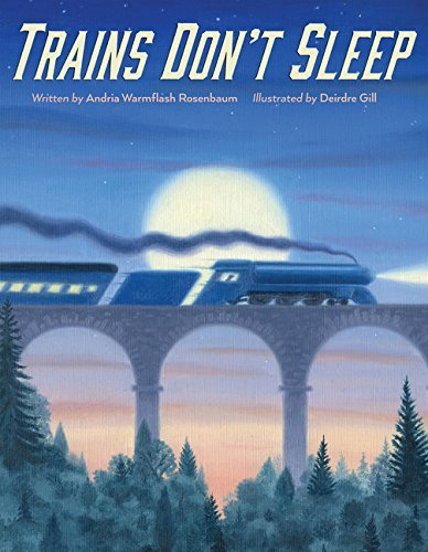 trains dont sleep