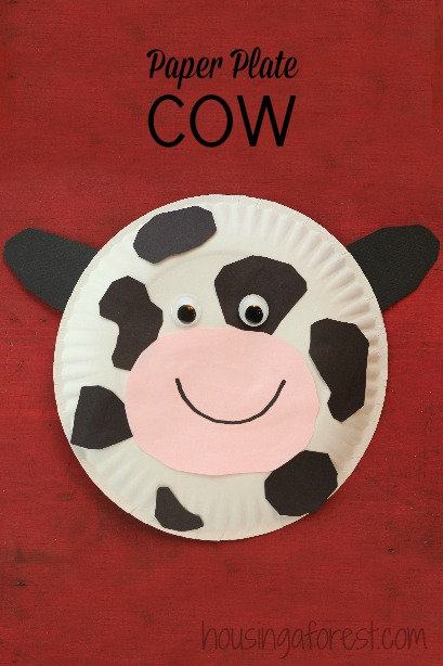 Paper-Plate-Cow-5