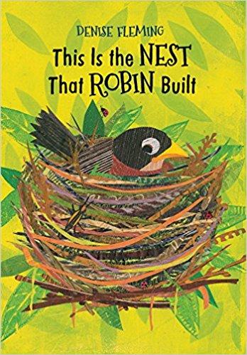 robin nest cover
