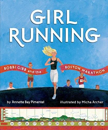 Girl Running cover