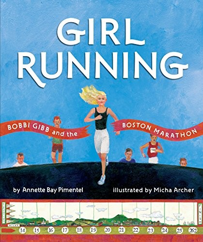 Girl Running cover