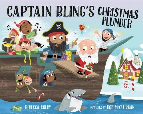 Captain Bling updated cover