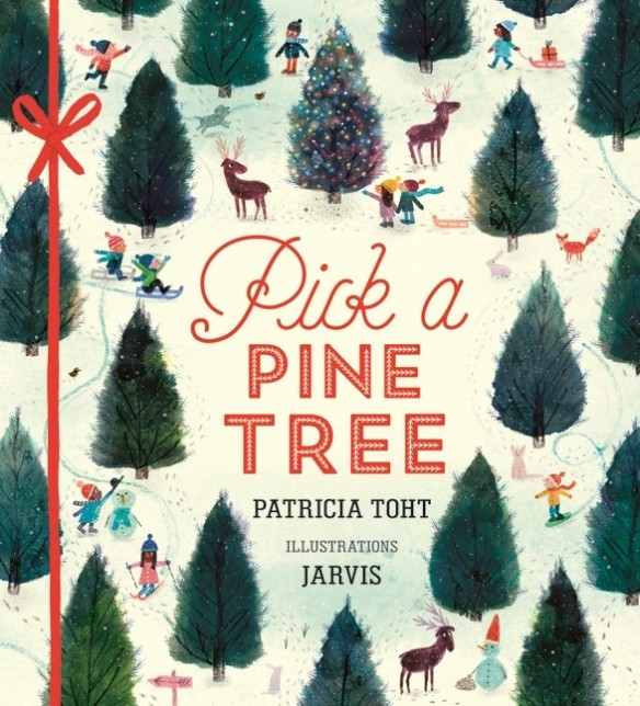 Pick a Pine Tree Cover