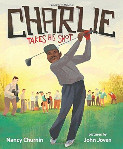 charlie takes his shot