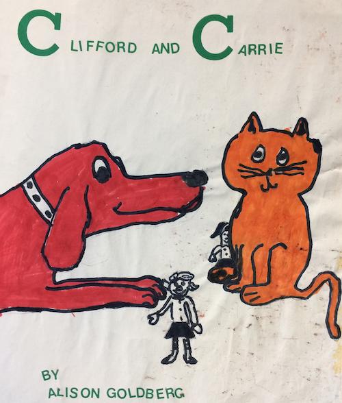 Clifford fan art