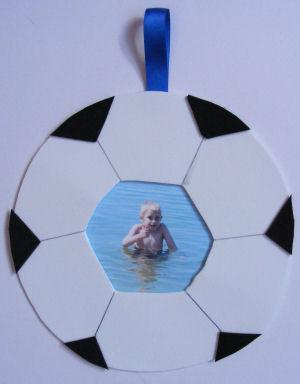 soccer ball craft