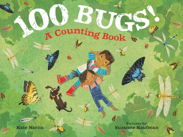 100 Bugs a counting book