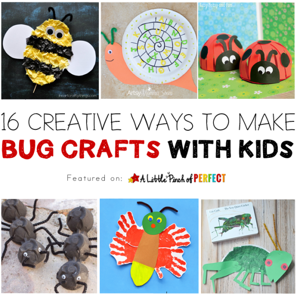 16-Creative-Ways-to-Make-Bug-Crafts-with-Kids_A-Little-Pinch-of-Perfect-6-copy
