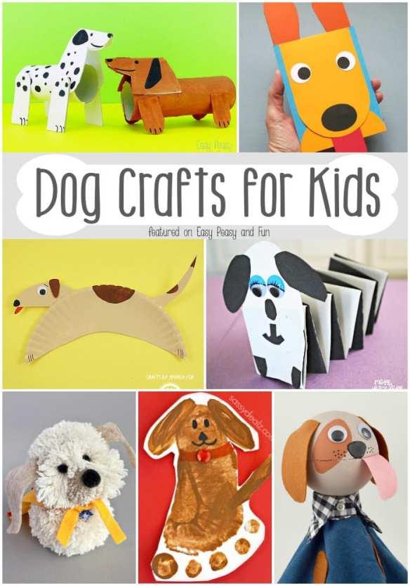 Dog-Crafts-for-Kids