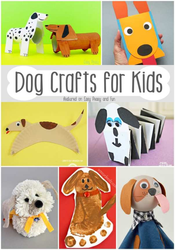 Dog-Crafts-for-Kids