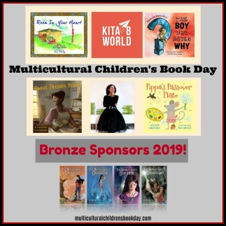 I love supporting Multicultural Children's Book Day