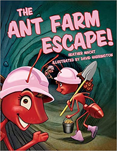 ant farm escape cover