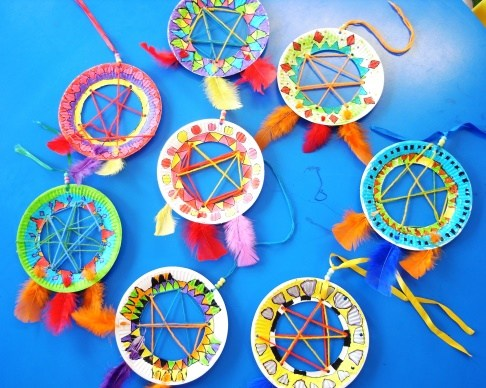 dream-catcher-craft