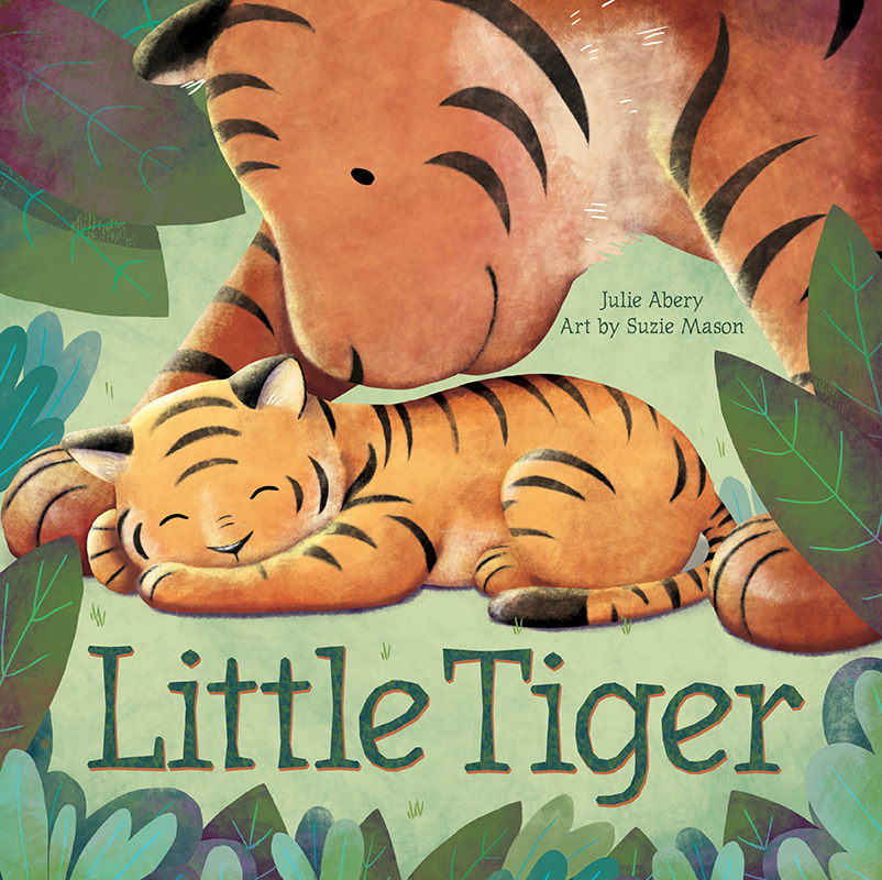 little tiger cover