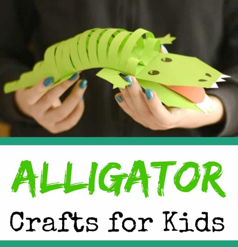alligator-crafts