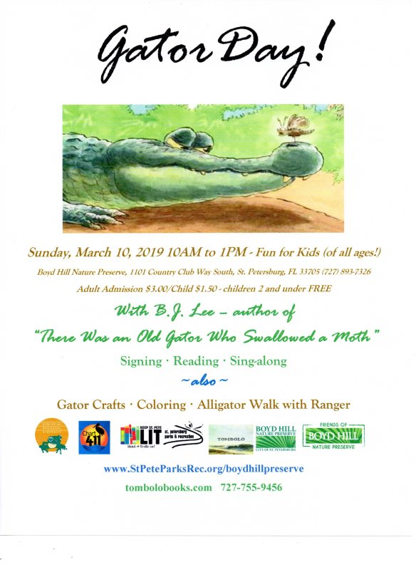 Gator Day Flyer 3 10 19 final