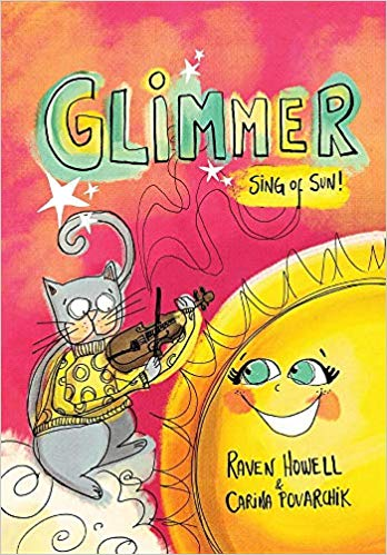 Glimmer Song of the Sun cover
