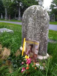 Graceland Cemetary - honoring Sarah E. Goode