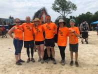 Beautiful family time at the Tough Mudder in Charleton MA