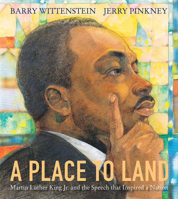 cover of A Place to Land