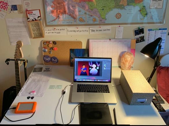 alleanna workspace